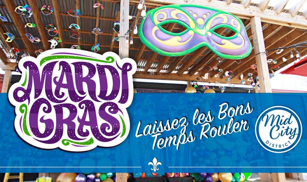 Mardi Gras at MidCity